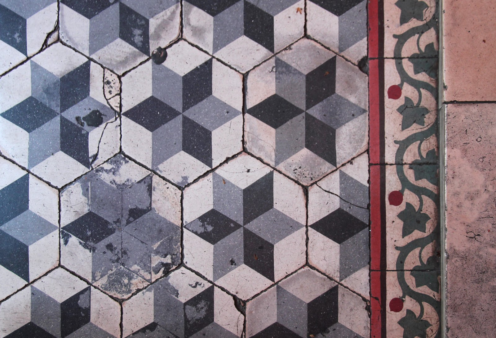 Encaustic Tiles Floor